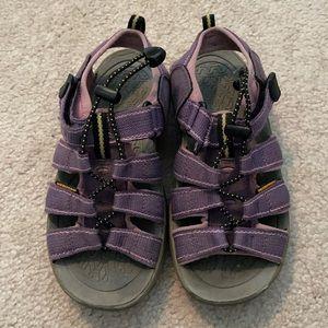 Girls Keen Sandals Size 3